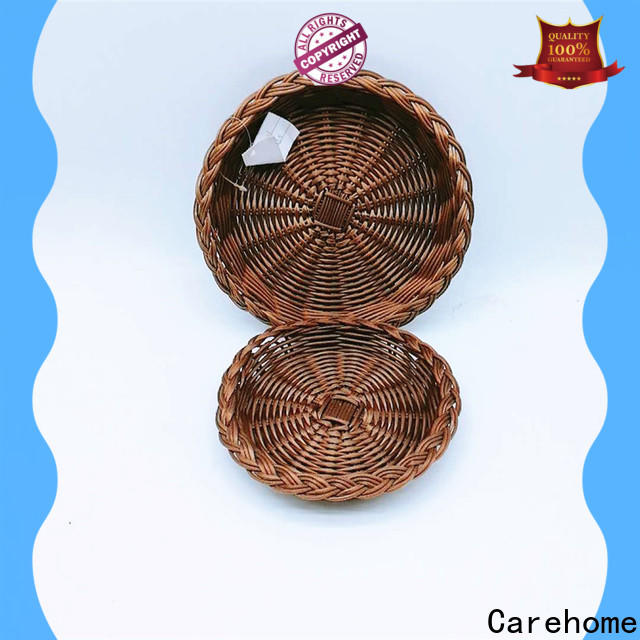 Carehome imitation storage baskets with high quality for sale