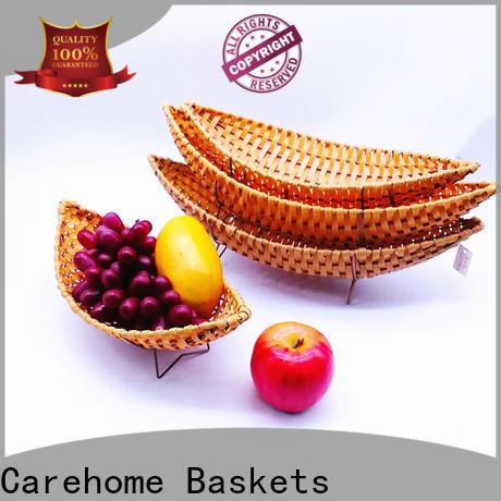 Carehome washable hotel basket supplier for market