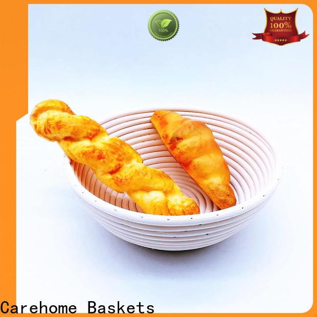Carehome handmade bread basket manufacturer for shop