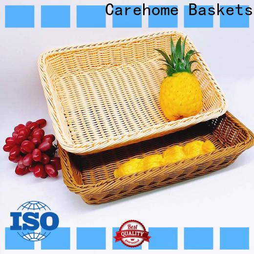 Carehome handmade bakery display baskets wholesale for sale