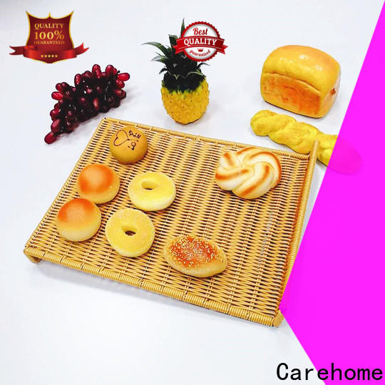 Carehome graceful bamboo bread basket wholesale for sale