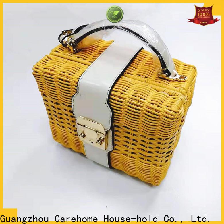 Carehome handwaving wicker gift baskets manufacturer for sale