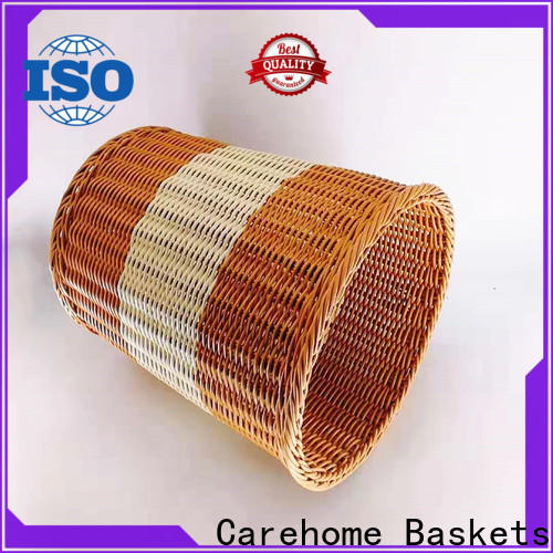 durable laundry basket safety supplier for supermarket