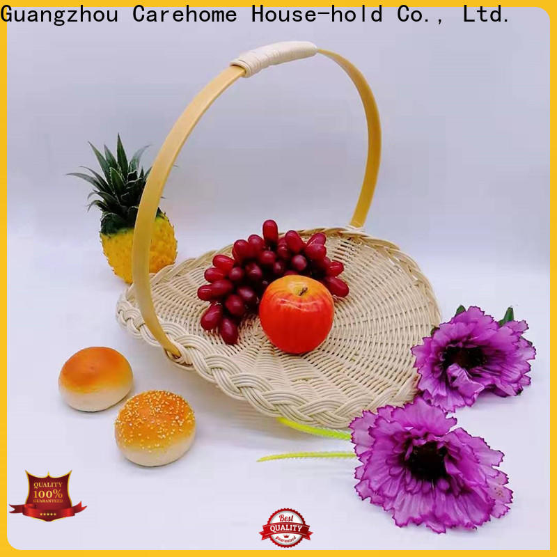 Carehome high quality craft gift basket supplier for supermarket