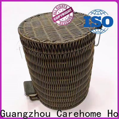 washable craft gift basket rattan with high quality for family