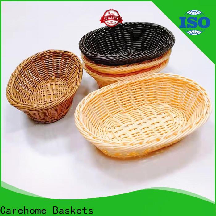 Carehome vegetable wooden bread basket manufacturer for shop