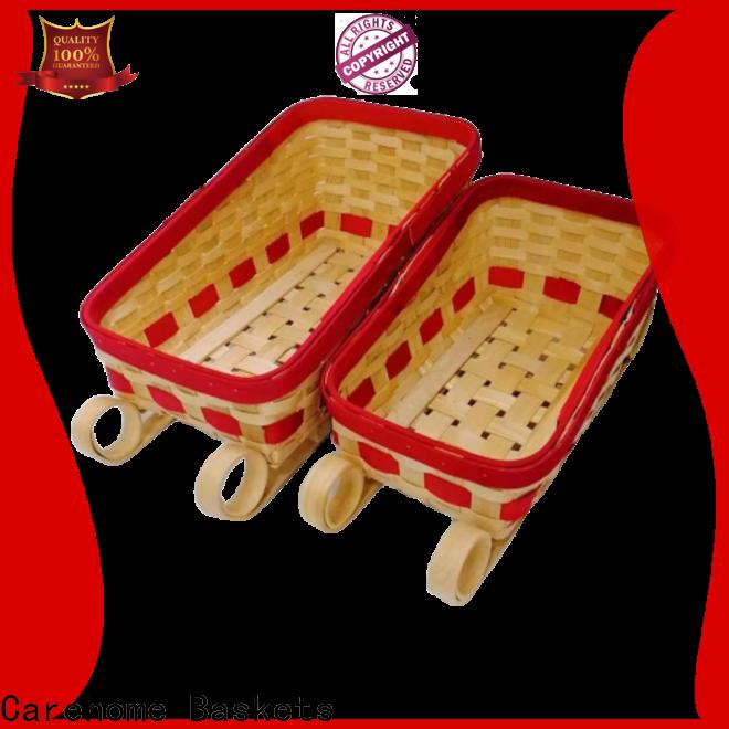 Carehome natural craft gift basket supplier for market