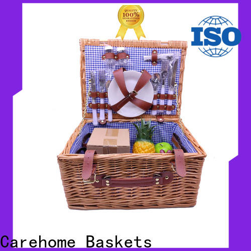 Carehome washable xmas hamper baskets wholesale for shop