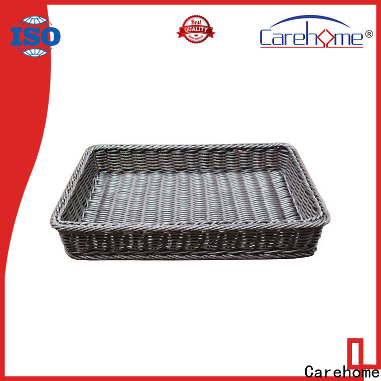 durable fruit basket tray with certificates for supermarket