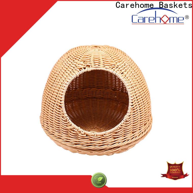 Carehome best pet basket wholesale for supermarket