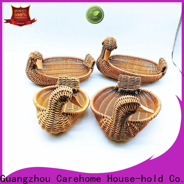 Carehome high quality craft gift basket with high quality for sale