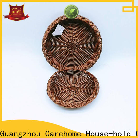 Carehome customized restaurant basket with high quality for shop