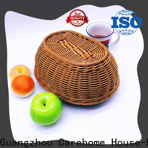 Carehome graceful wicker baskets kitchen manufacturer for sale