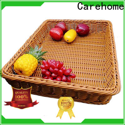 Carehome durable fruit basket wholesale for market