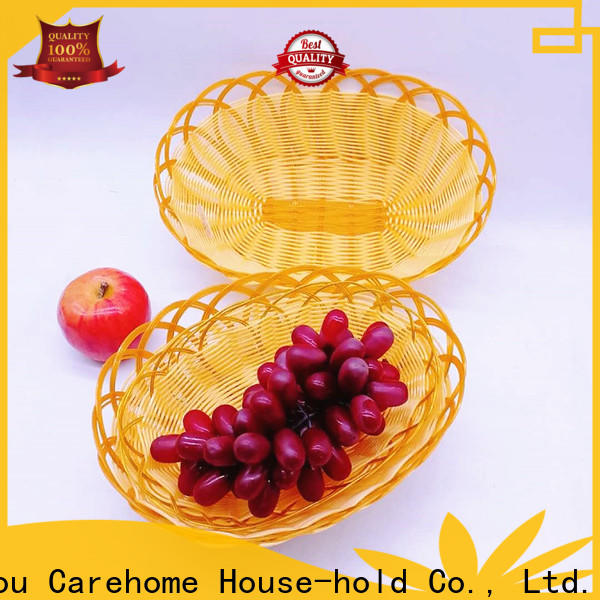 Carehome imitation storage baskets with high quality for market