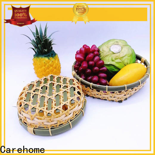 Carehome which oval bamboo basket ecofriendly for shop