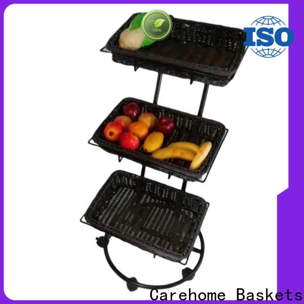 non-toxic wicker basket various supplier for market