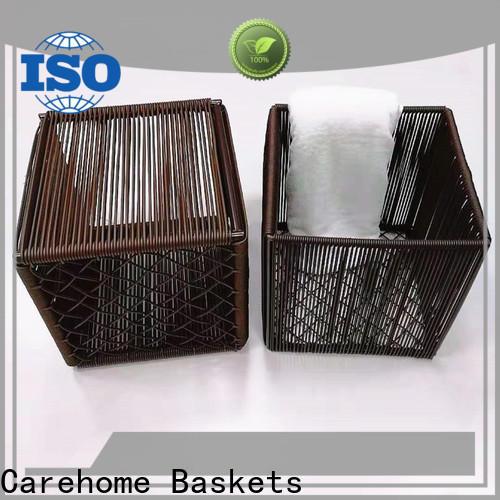 Carehome durable towel basket manufacturer for sale