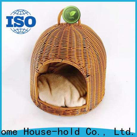 Carehome hand pet basket with high quality for sale