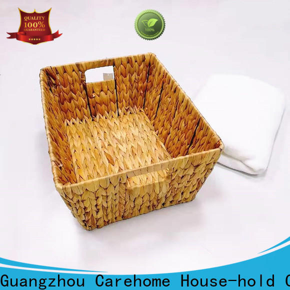 Carehome moisture proof woven seagrass basket manufacturer for sale