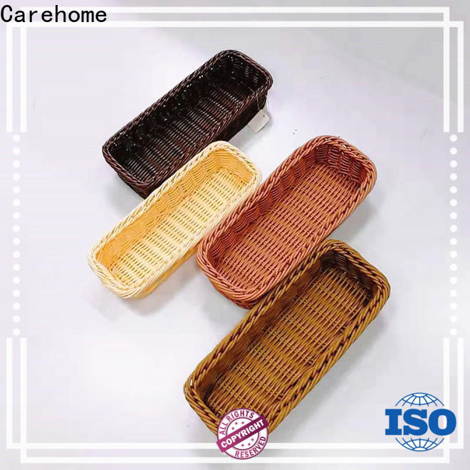 Carehome durable restaurant basket with high quality for supermarket