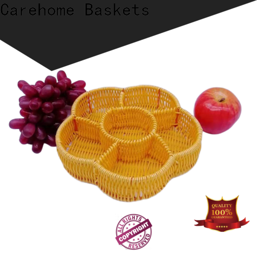 Carehome durable craft gift basket wholesale for family