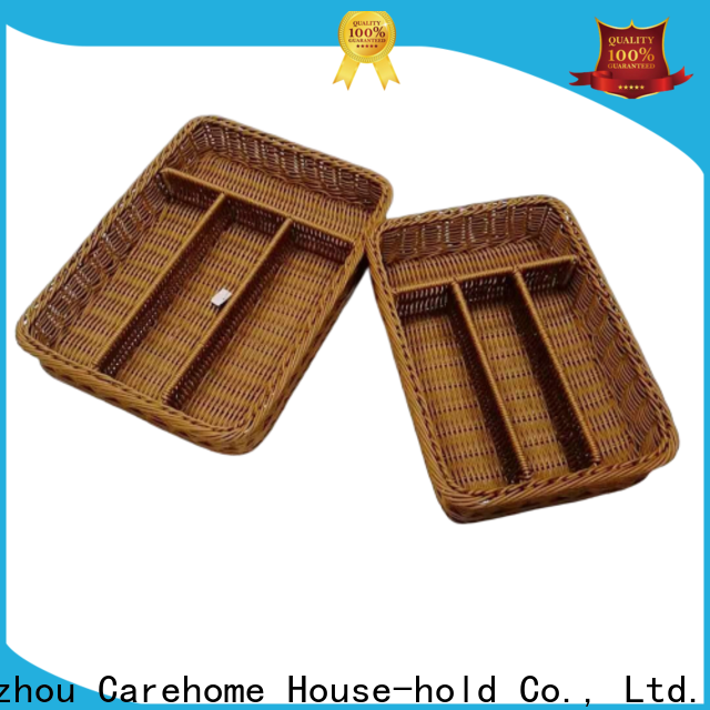 non-toxic wicker baskets kitchen handcraft wholesale for sale