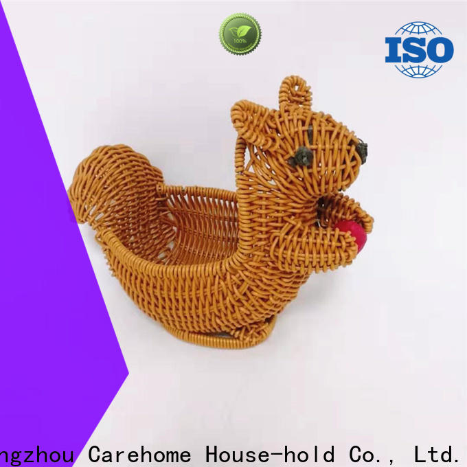 washable wicker gift baskets shape wholesale for sale