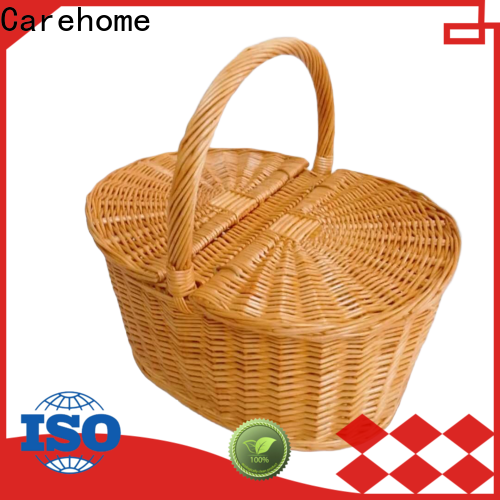 Carehome durable hamper basket set with high quality for shop