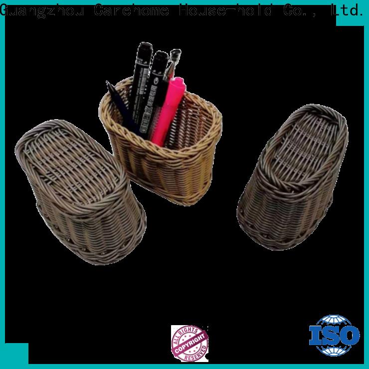 Carehome handmade wicker gift baskets supplier for supermarket