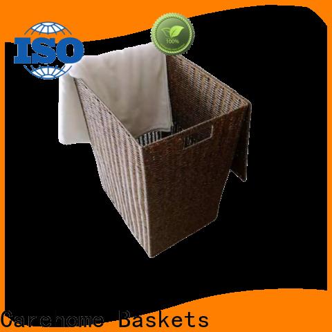 Carehome laundry bathroom basket manufacturer for market