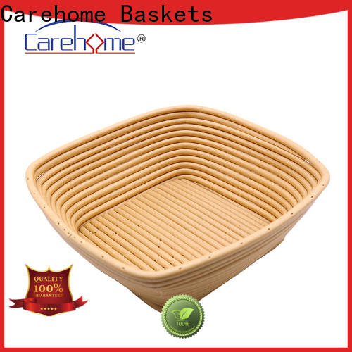 Carehome tl1034 wicker storage baskets for shelves with high quality for market