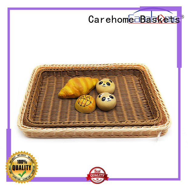 foldable bamboo bread basket tl1035 manufacturer for shop