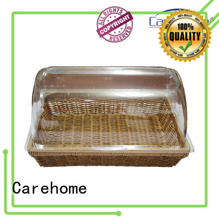 plastic wooden bread basket bsl1036 with high quality for sale
