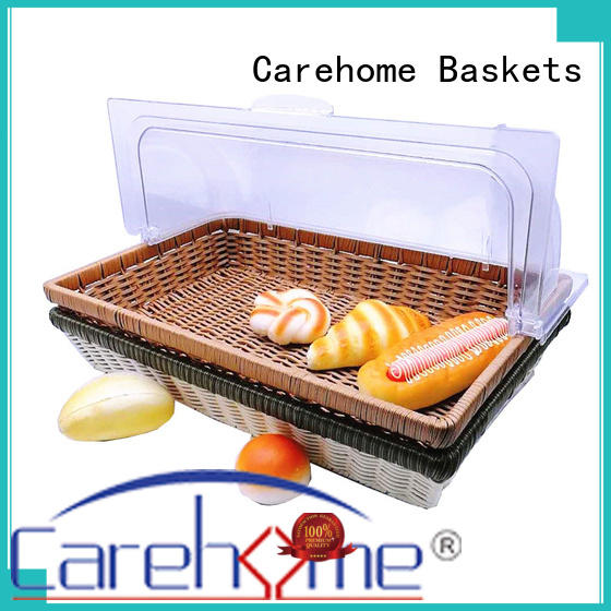 plastic bread basket rising for supermarket Carehome