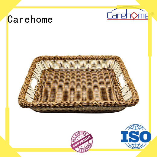 Carehome durable picnic basket with high quality for shop