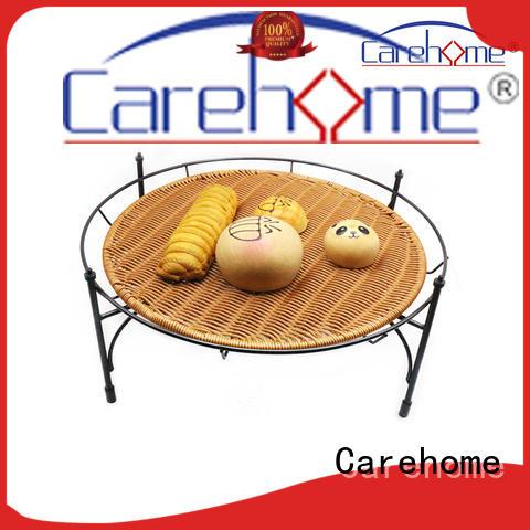 Carehome handicraft wicker storage baskets for shelves manufacturer for sale