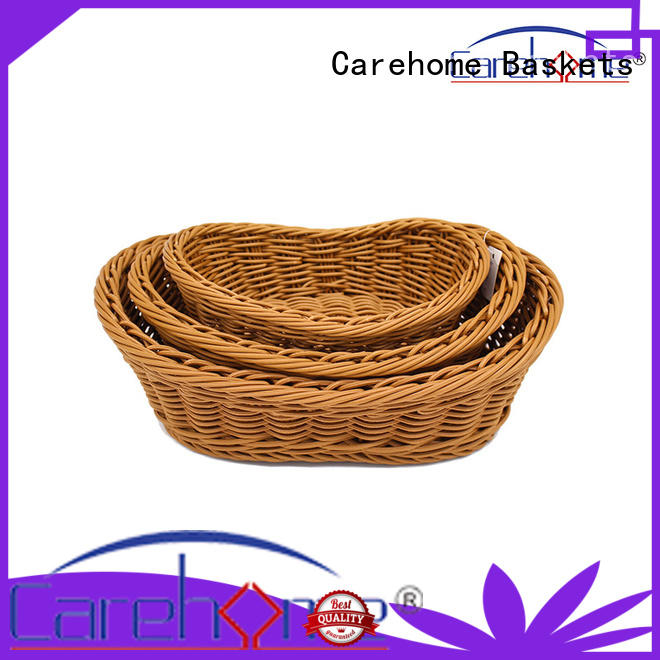 Carehome highquality wooden bread basket supplier for shop