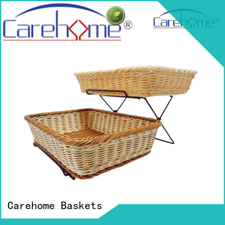 Carehome or rattan bread basket supplier for shop