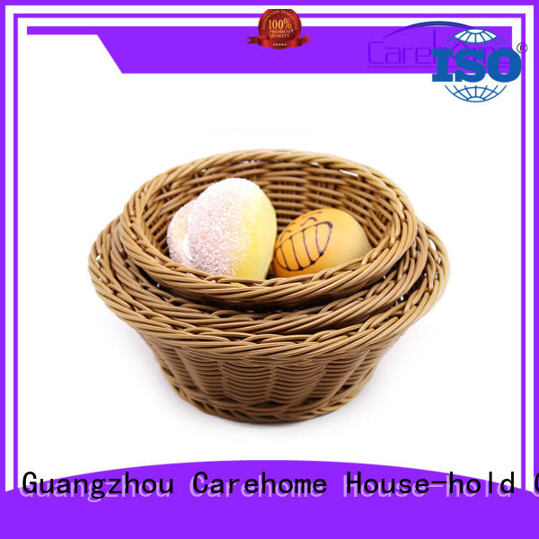 Carehome lovely wicker bread basket wholesale for family