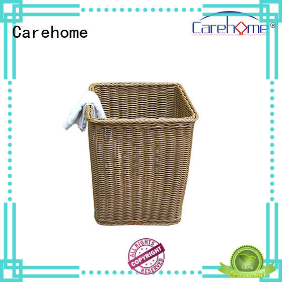 Carehome basket handle basket supplier for sale