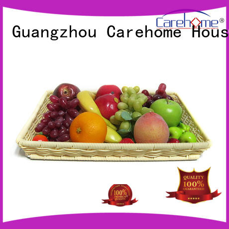 Carehome convinence wooden bread basket with high quality for sale