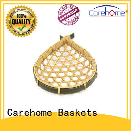 washable Bamboo Basket handmade for shop