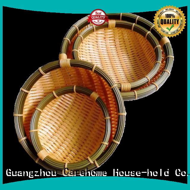custom Bamboo Basket poly ecofriendly for shop