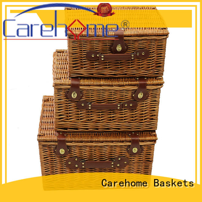 Carehome fruit Hamper baskets supplier for shop