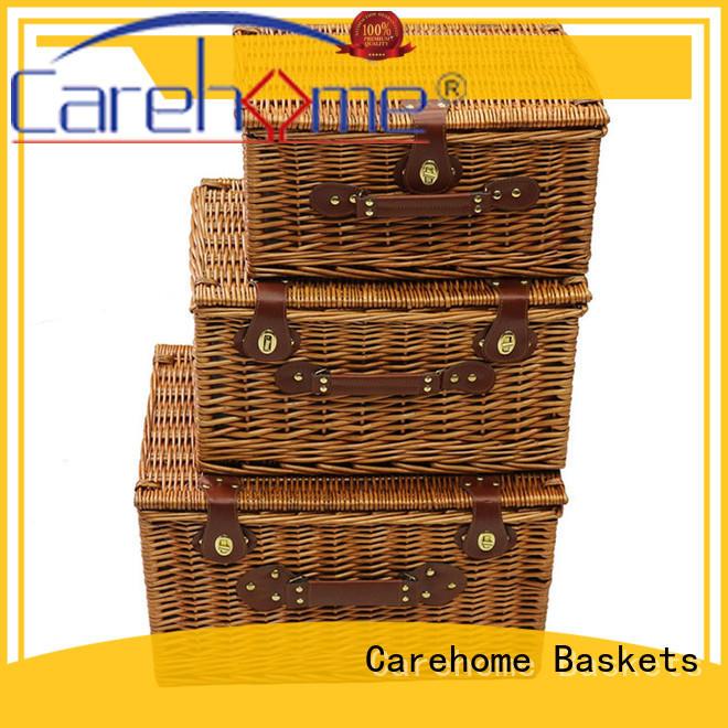 Carehome fruit Hamper baskets supplier for shop