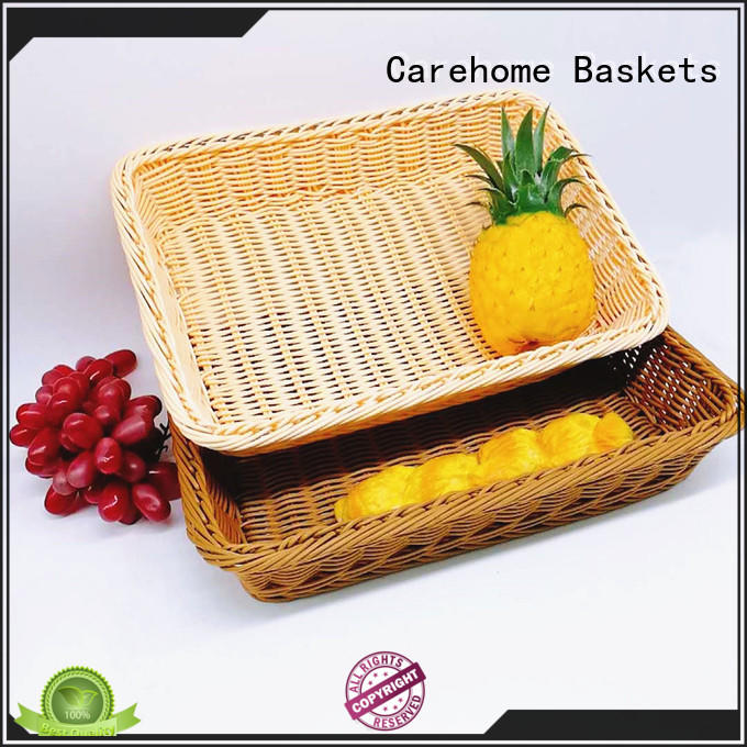 Carehome more plastic bread basket wholesale for shop