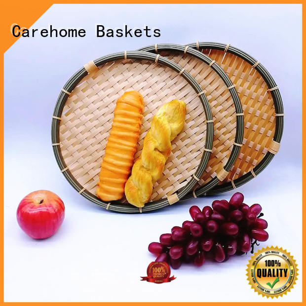 Carehome multifunctional Bamboo Basket on sale for market