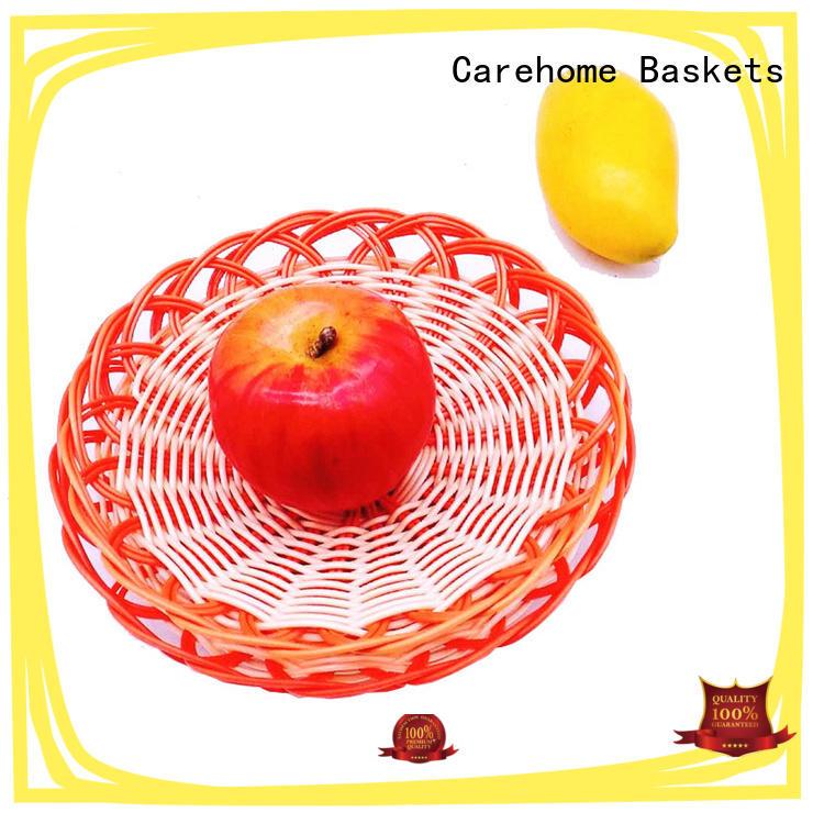 foldable bamboo bread basket baking supplier for market