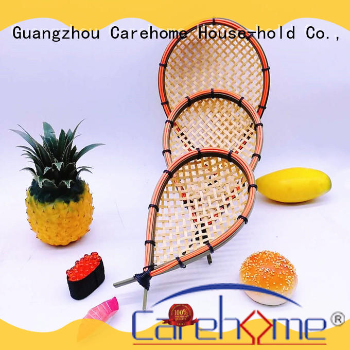 Carehome high quality polywicker baskets supplier for supermarket